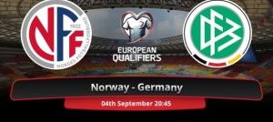 Норвегия - Германия