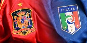 Испания - Италия