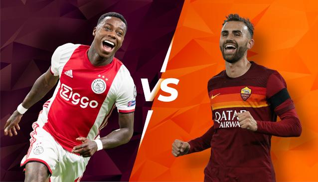 Аякс срещу Рома