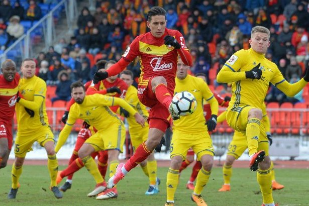 Арсенал Тула срещу Химки