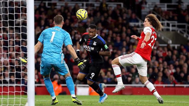 Арсенал срещу Кристъл Палас