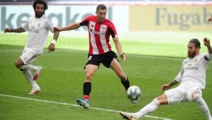 Атлетик Билбао допусна загуба от Реал Мадрид