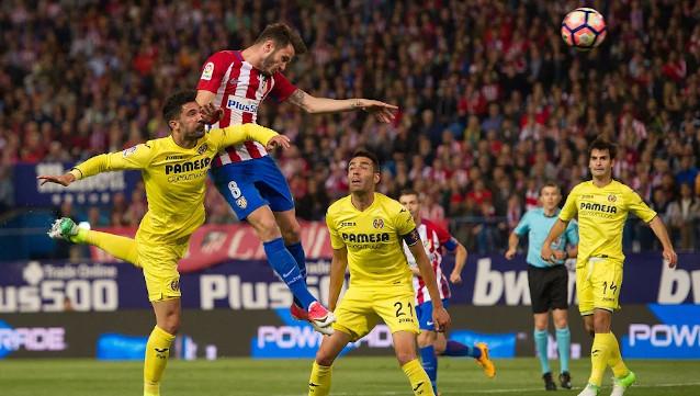 Атлетико Мадрид срещу Виляреал