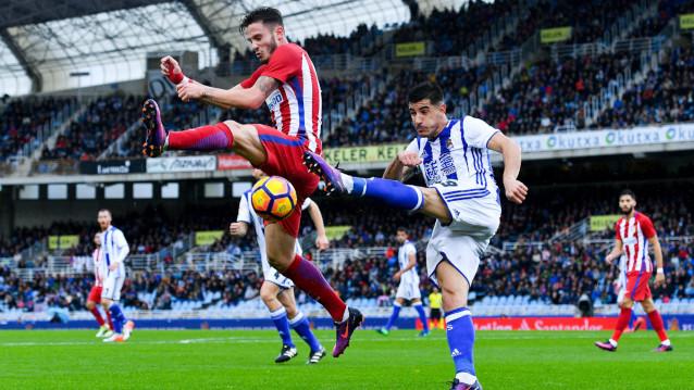 Атлетико Мадрид срещу Реал Сосиедад