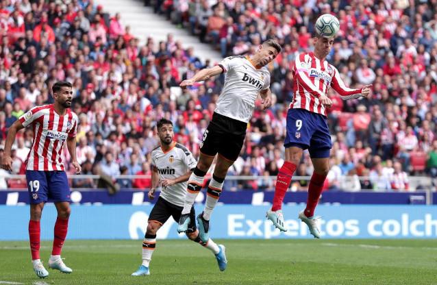 Атлетико Мадрид срещу Валенсия