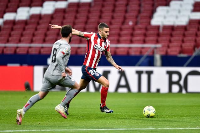 Атлетико Мадрид срещу Атлетик Билбао
