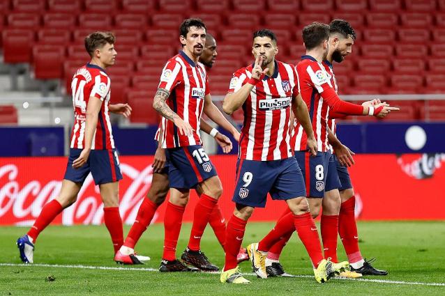 Селта Виго срещу Атлетико Мадрид
