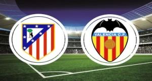 Прогноза: Атлетико Мадрид - Валенсия 24-01-2021 - Примера Дивисион