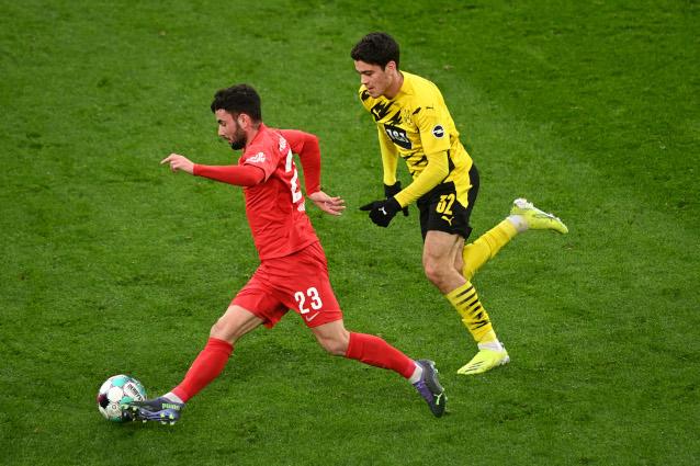Борусия Дортмунд срещу Аугсбург