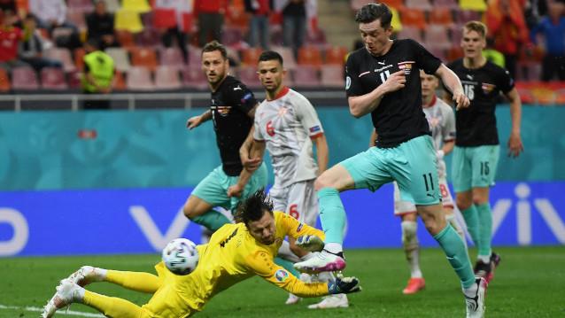 Нидерландия срещу Австрия