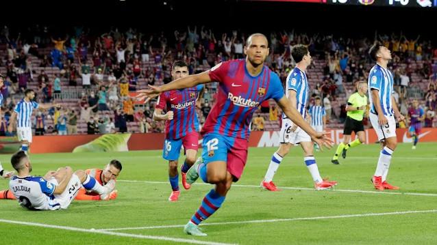 Атлетик Билбао срещу Барселона
