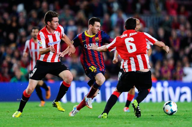 Барселона срещу Атлетик Билбао