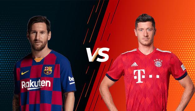 Барселона срещу Байерн Мюнхен