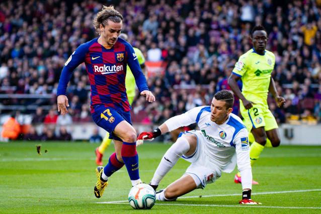Барселона срещу Хетафе