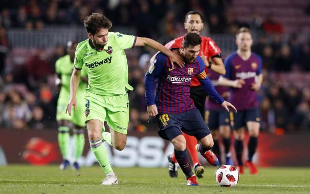 Барселона срещу Леванте