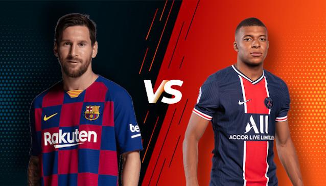 Барселона срещу Пари Сен Жермен