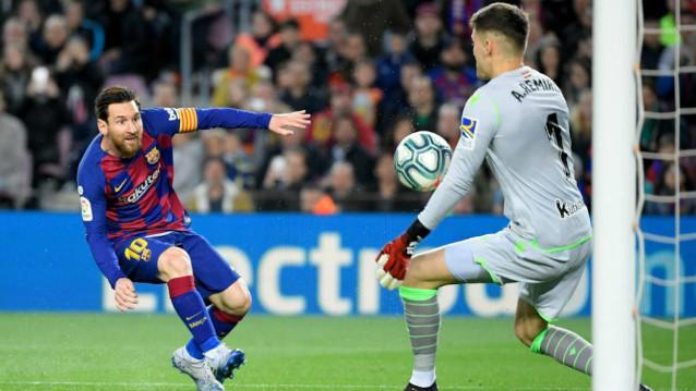 Барселона срещу Реал Сосиедад