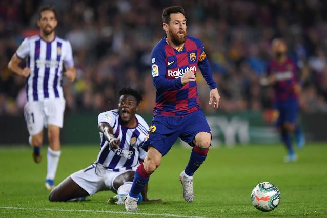 Барселона срещу Валядолид