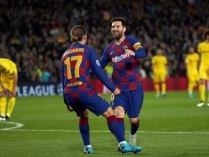 Барселона победи Виляреал с 4-1