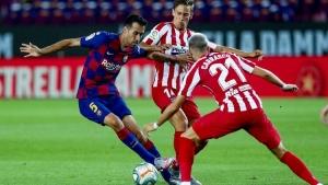 Барселона с нов провал в битката за първото място в Ла Лига
