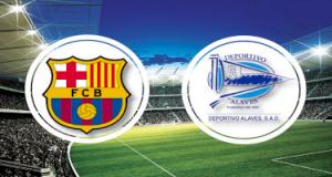 Прогноза: Барселона - Депортиво Алавес 30-10-2021 - Примера Дивисион