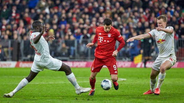 Лайпциг срещу Байерн Мюнхен