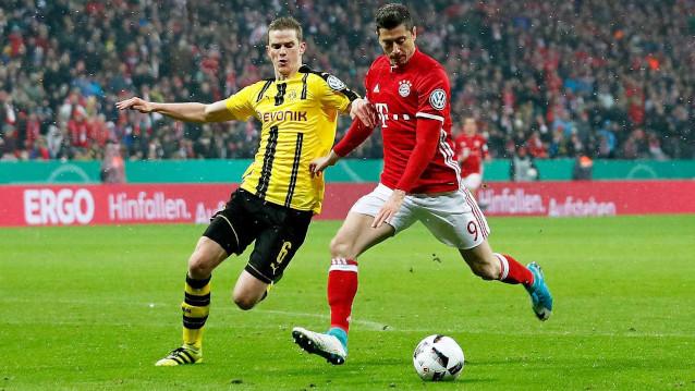 Байерн Мюнхен срещу Борусия Дортмунд