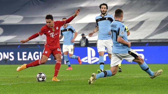 Байерн Мюнхен срещу Лацио