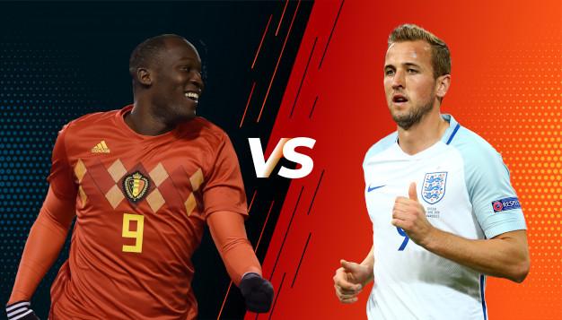 Белгия срещу Англия