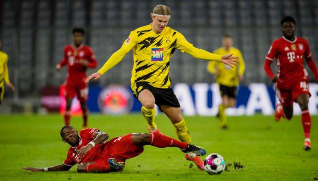 Борусия Дортмунд срещу Байерн Мюнхен