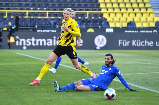 Борусия Дортмунд срещу Хофенхайм