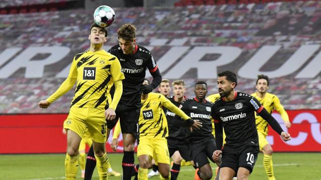 Борусия Дортмунд срещу Байер Леверкузен