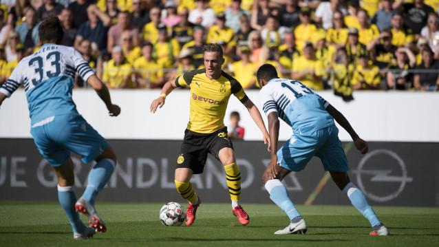 Борусия Дортмунд срещу Лацио