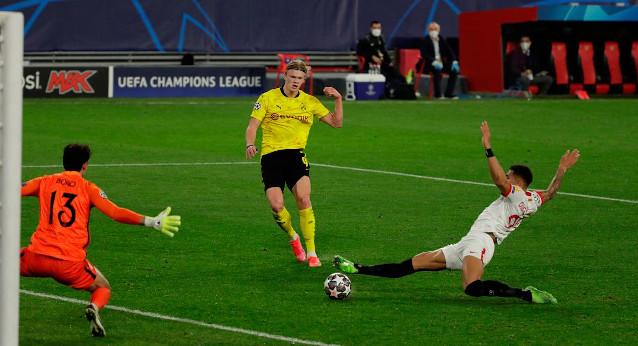 Борусия Дортмунд срещу Севиля
