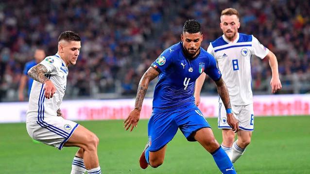 Босна и Херцеговина срещу Италия