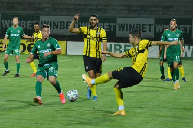 Ботев Пловдив срещу Левски София