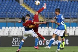 Бреша изпадна в Серия Б след загуба от Рома
