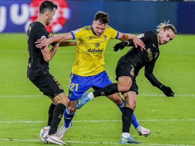 Кадис срещу Барселона
