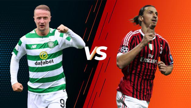 Селтик срещу Милан