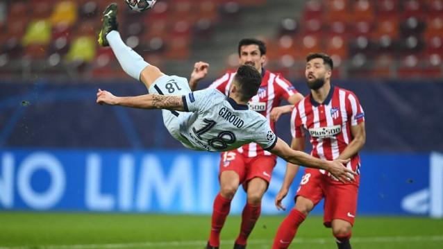 Челси срещу Атлетико Мадрид