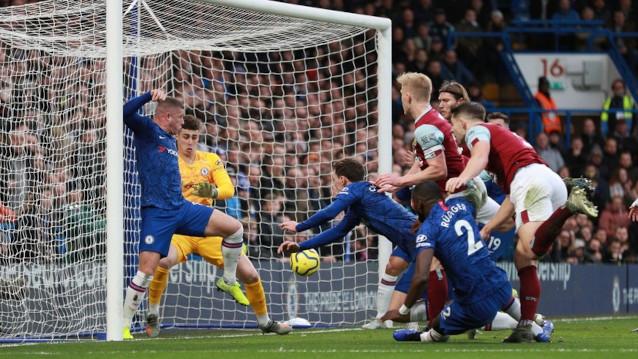 Челси срещу Бърнли