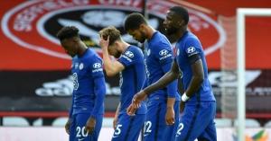 Челси с поражение от Шефилд Юнайтед