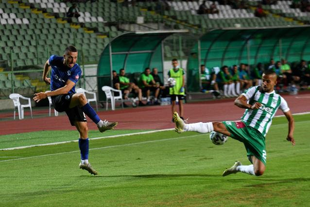 Черно Море срещу Локомотив Пловдив