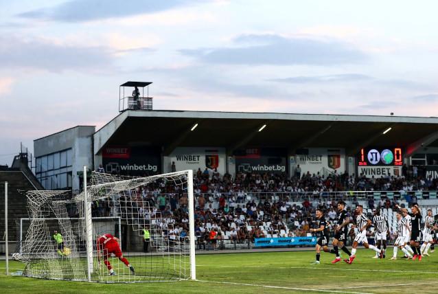 Копенхаген срещу Локомотив Пловдив
