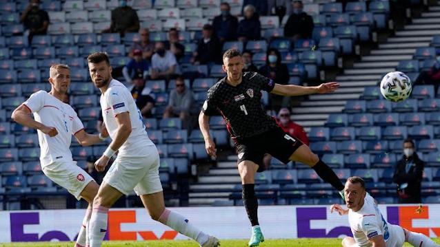 Хърватия срещу Шотландия