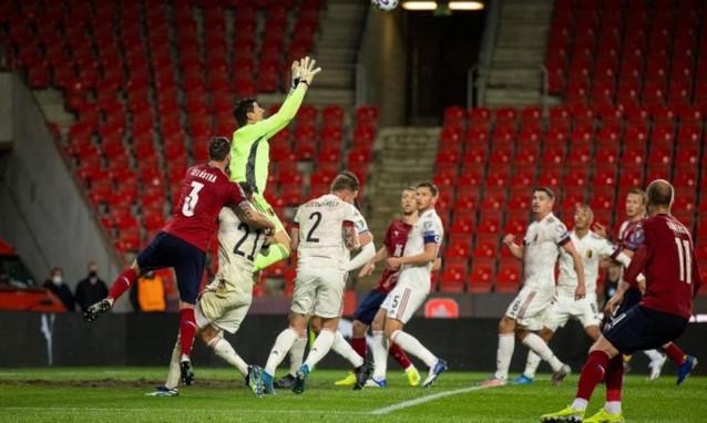 Белгия срещу Чехия