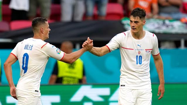 Чехия срещу Дания