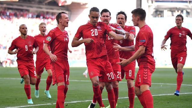 Русия срещу Дания