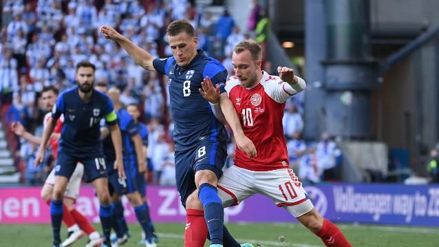 Дания срещу Белгия