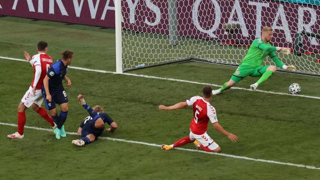 Финландия срещу Русия